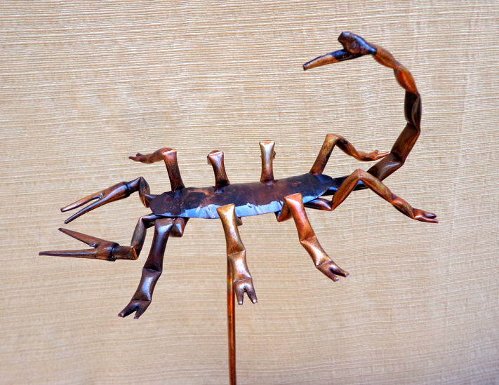 Copper Scorpion
