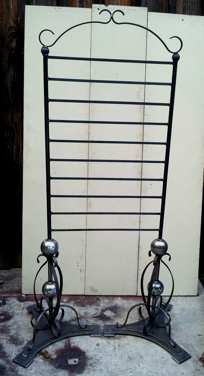 Jewelry Display Rack, Brad Greenwood Designs