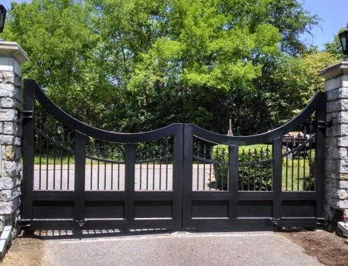 Custom Driveway Gates