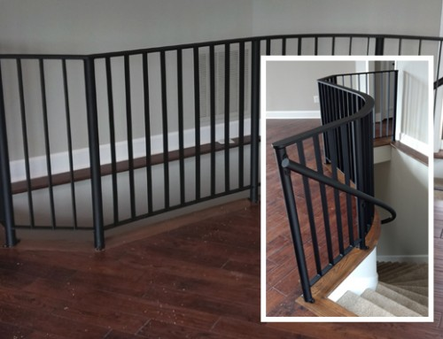 Banister Railing for stairs