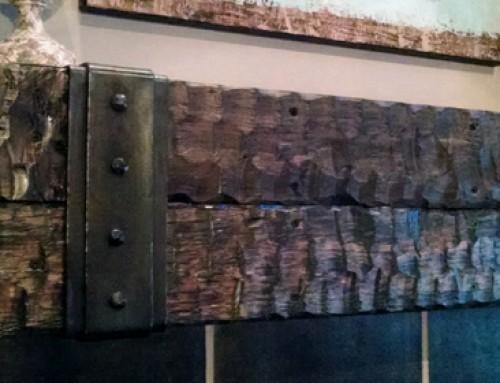 Custom Fireplace Mantel Brackets